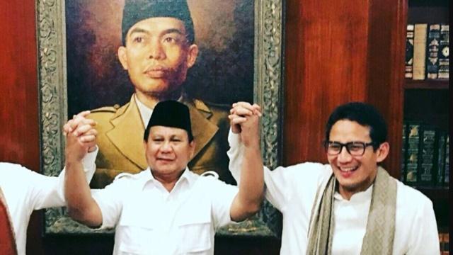 122 Hari Jelang Pilpres, Kubu Prabowo Adopsi Strategi Gerilya Jenderal Sudirman