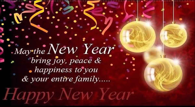 Happy New Year 2019 to You
