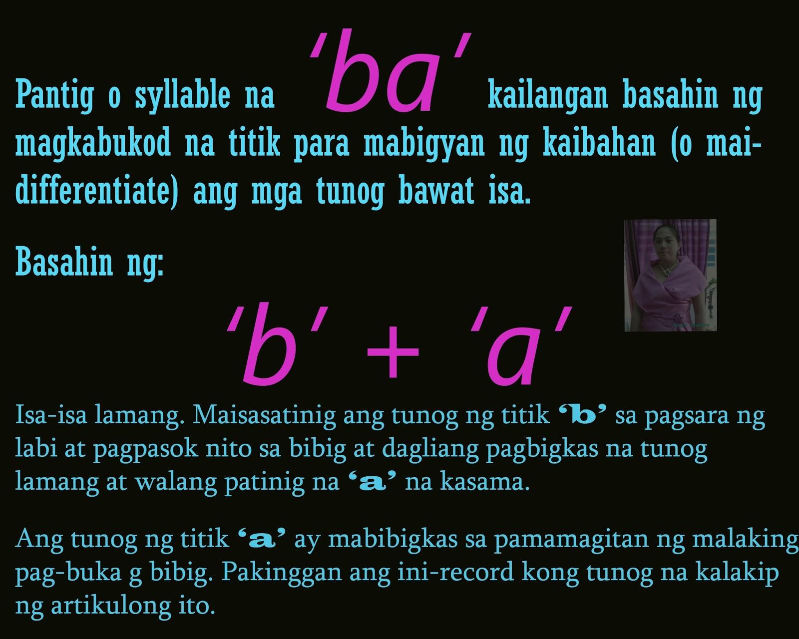 Fdls Online Magazine Pagtuturo Ng Bokabularyo Sa Baby