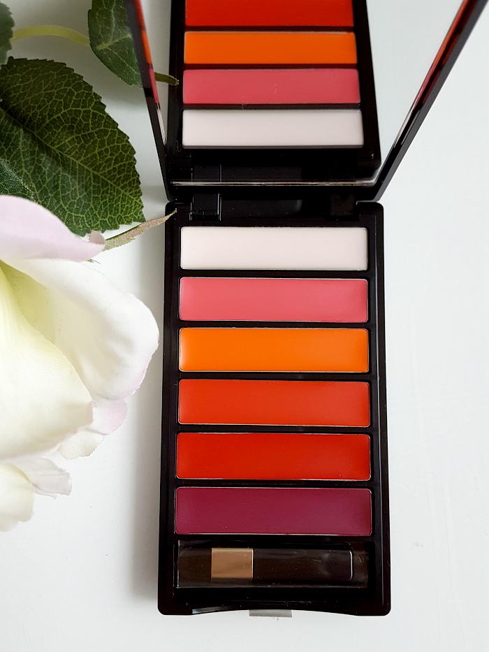 Farben L´Oréal Paris - Color Riche La Palette Matte Bold - 6 x 1g - 14.99 Euro