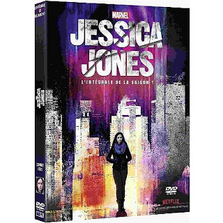 JESSICA JONES Saison 1 en coffret DVD