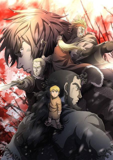 """VINLAND SAGA"" New Anime Key Visual"