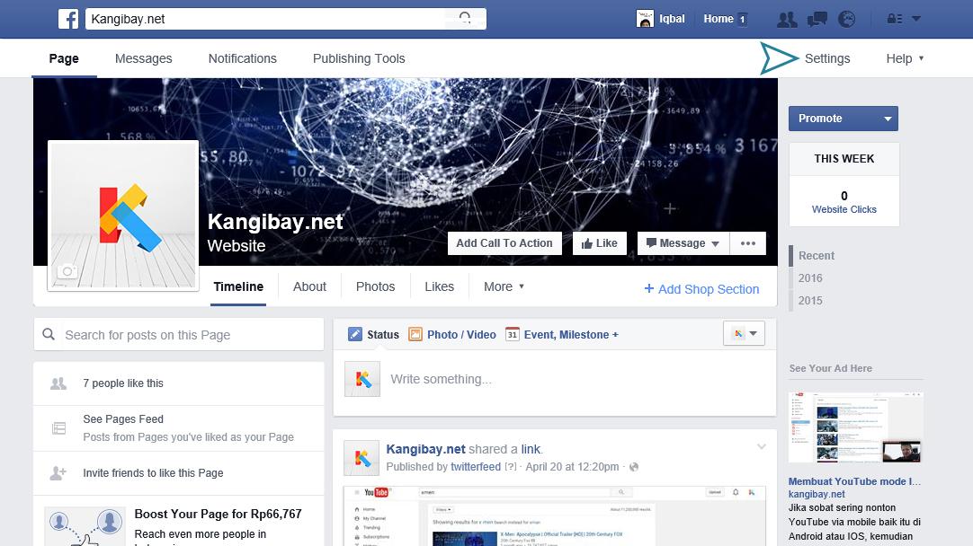 membuat status Facebook dalam berbagai macam bahasa