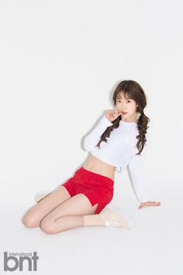 Seunghee DIA bnt International March 2016