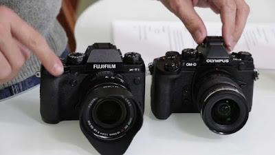 harga Fujifilm X-T1