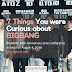 7 Things You were Curious about BIGBANG