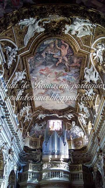 santa maria vitoria contra fachada - Igreja Santa Maria della Vittoria
