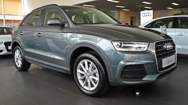 Audi apresenta novas condições para A3 Sedan e Q3