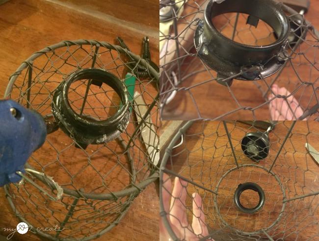 diy plug in sconces from pendant lights my love 2 create. Black Bedroom Furniture Sets. Home Design Ideas