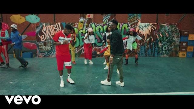 "[Video] Skiibii – ""Sensima"" ft. Reekado Banks"