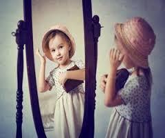 عكس الصورة في المرآة