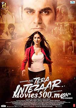 Tera Intezaar 2017 Bollywood 300MB Hindi PDVDRip 480p at newbtcbank.com