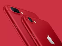Apple Releases iPhone 7 Color Red and Charming