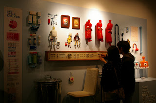 V Ling Art Center Grad Show