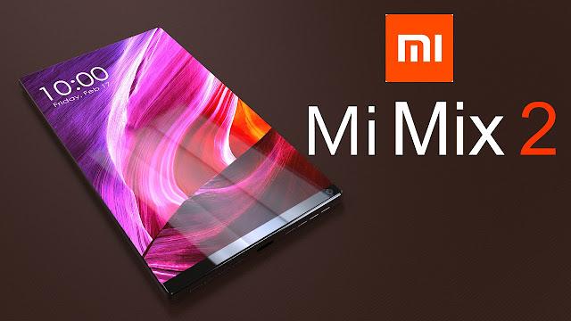 xiaomi mi mix 2 phone