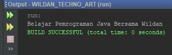 Menambahkan karakter menggunakan fungsi append()