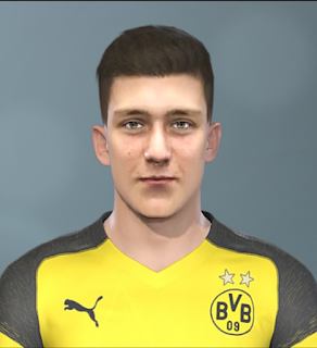 PES 2019 Faces Leonardo Balerdi by Sofyan Andri