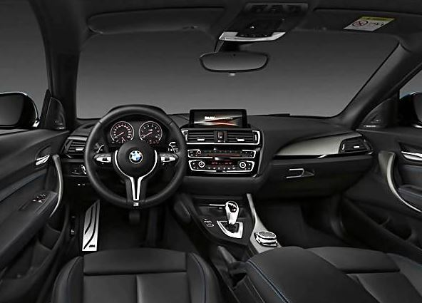 2017  interior BMW M240i Coupe Automatic REVIEWS