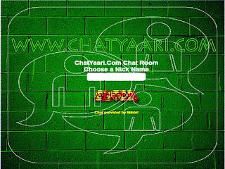 International chat room online