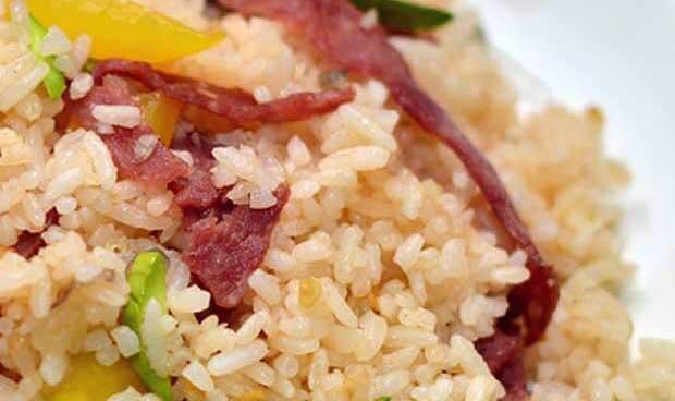 Resep Nasi Goreng Smoked Beef