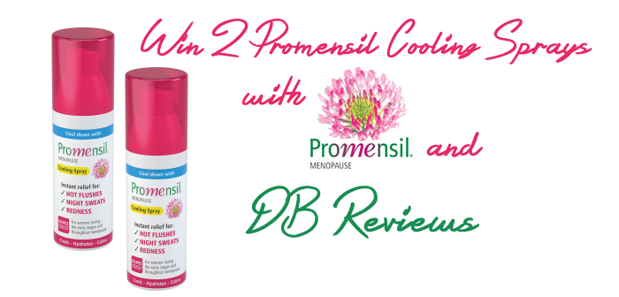 Win 2 Promensil cooling spray for women
