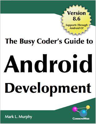 Download Busy Coders Guide Android Development PDF, EPUB