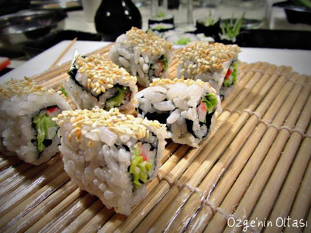 sushico sushi yapım