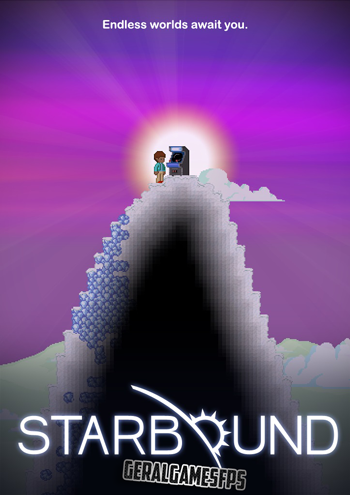 Starbound (PC) Early Access SANTA Download Completo