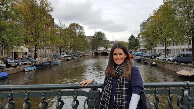Amsterdam. Nine little streets