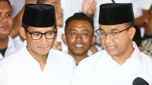 Astagfirullah, Belum Puas Fitnah TGUPP Ahok Dibiayai Swasta, Kini Sandi Kembali Nuduh Kalau...