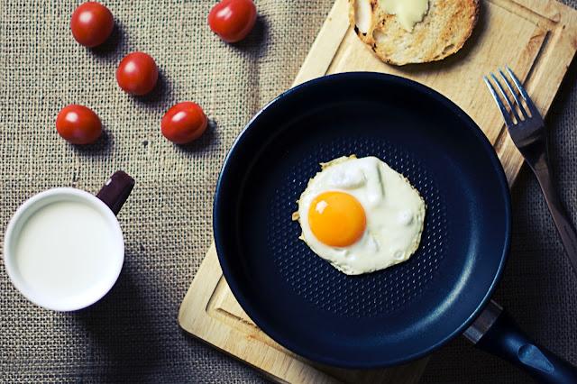 الجزء الاول من محاضرة انواع البيض
