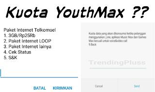 apa itu kouta youthmax