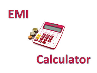 Picture shows concept of EMI Calculator