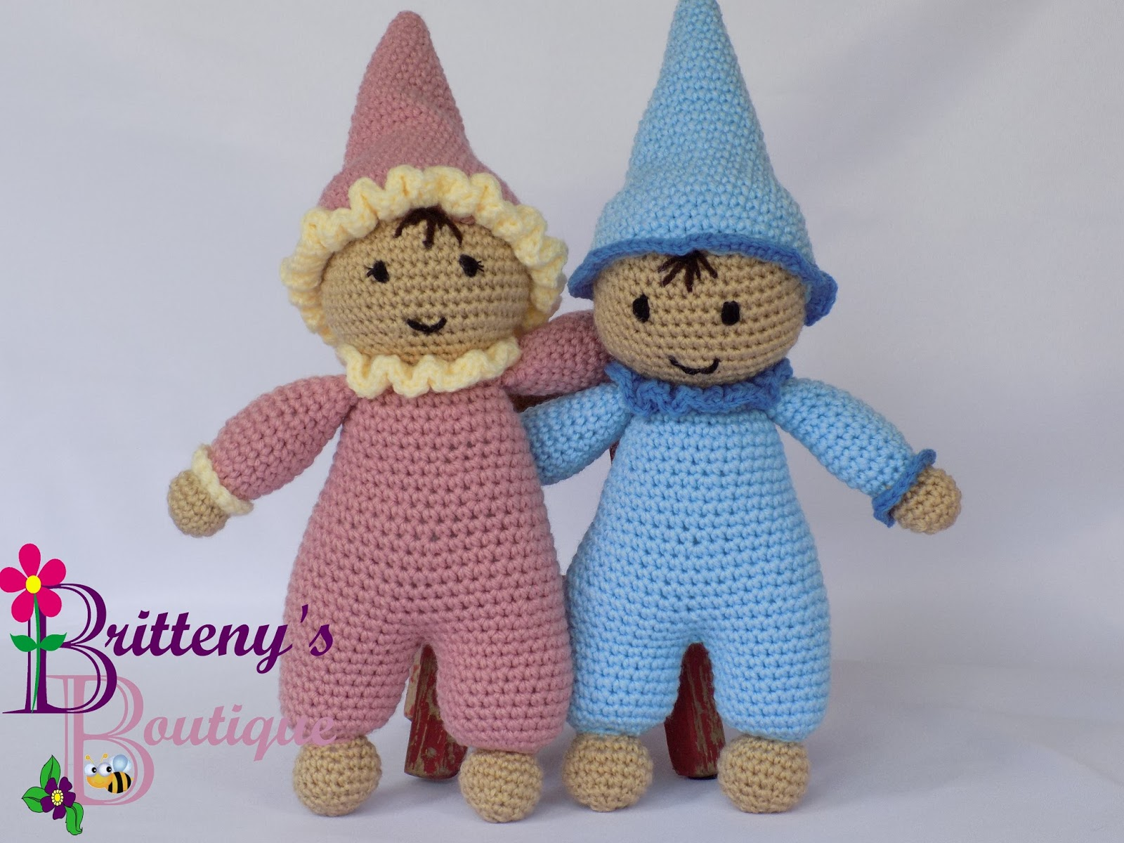 Small Amigurumi Doll Pattern : Britteny Off the HOOK!!: My Little Dolly Crochet Pattern ...