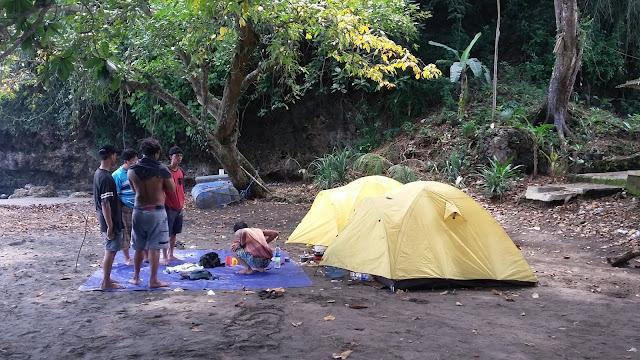 Harga Camping Ground Di Pantai Batu Karas Pangandaran
