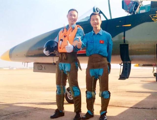 Tình người trong chuyện chiếc máy bay L39 bị rơi