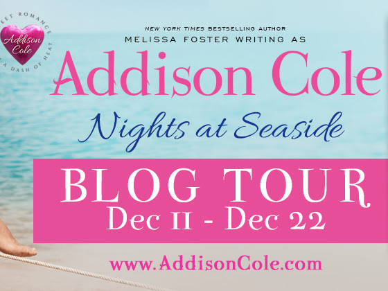 Nights at Seaside by Addison Cole Review