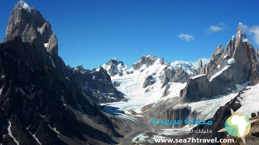 جبل سيرو توري في الارجنتين | مدونة سياحة