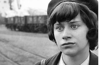 "Rita Tushingham plays ""Jo"" in the 1966 British film ""A Taste of Honey"""