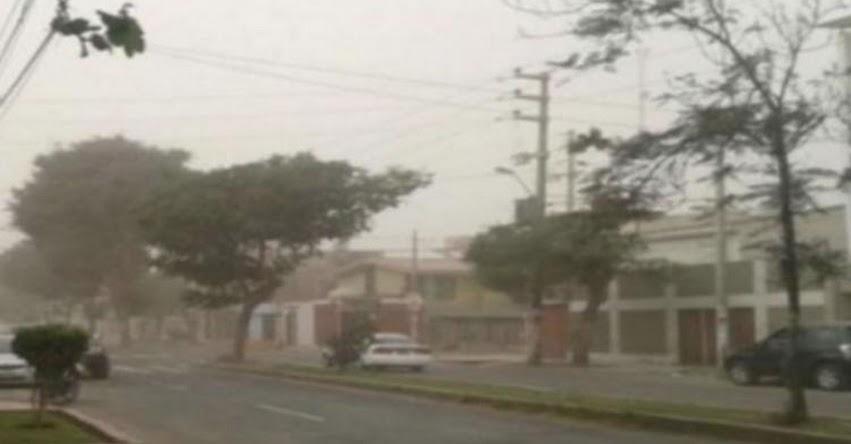 SENAMHI ALERTA: Lima y Callao registrarán aumento de vientos hasta el martes 10 - www.senamhi.gob.pe
