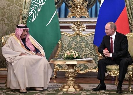 Raja Salman Tegaskan Negaranya Berusaha Perkuat Hubungan dengan Moskow
