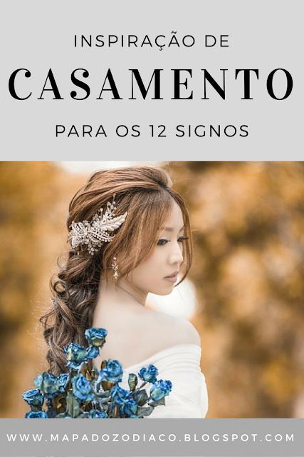 inspiracao decoracao casamento de acordo com os 12 signos do zodiaco