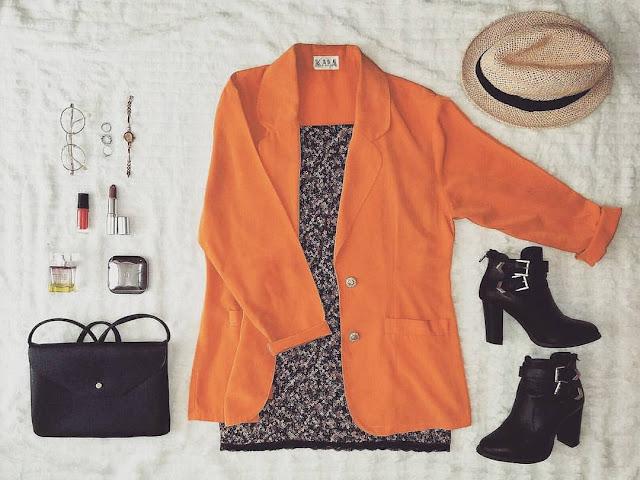 Mockup Spring Fashion