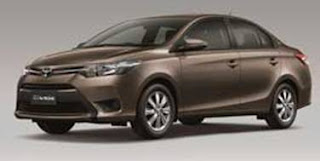 All New Toyota Vios G