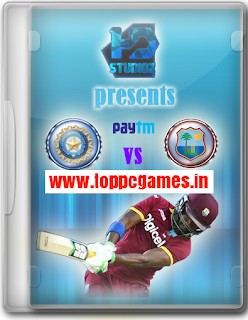 Inidia VS West Indies 2016 Paytm T20 Trophy Patch For Cricket 07 Now Released