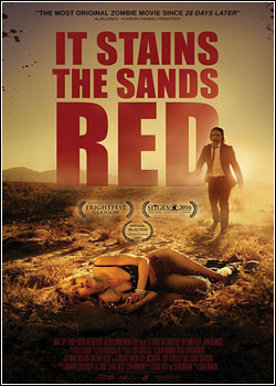 baixar capa It Stains the Sands Red   Legendado