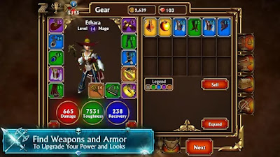 Download Eternium: Mage and Minions v1.2.15 MOD APK (Coins / Gems / Damage & More)