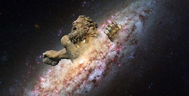 astronomers discover the giant that shaped the early days of our milky way