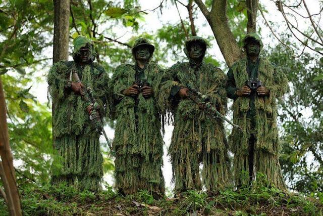 5 Pasukan TNI Ini Ditakuti Dunia