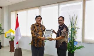 Pemerintah Kota Cirebon Serahkan LKPD ke BPK RI Jawa Barat